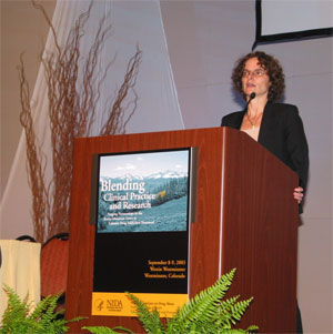 Photo of NIDA Director Nora D. Volkow, M.D.