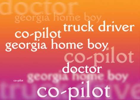 Slang terms for club drugs including truck driver, co-pilot, Georgia home boy