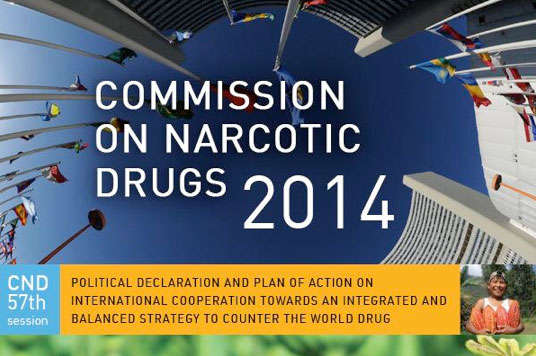 Commission on Narcotic Drugs 2014