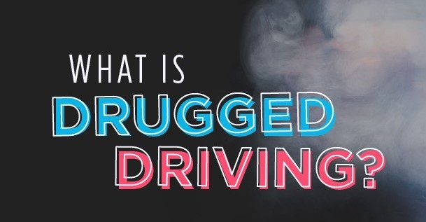 What is Drugged Driving banner