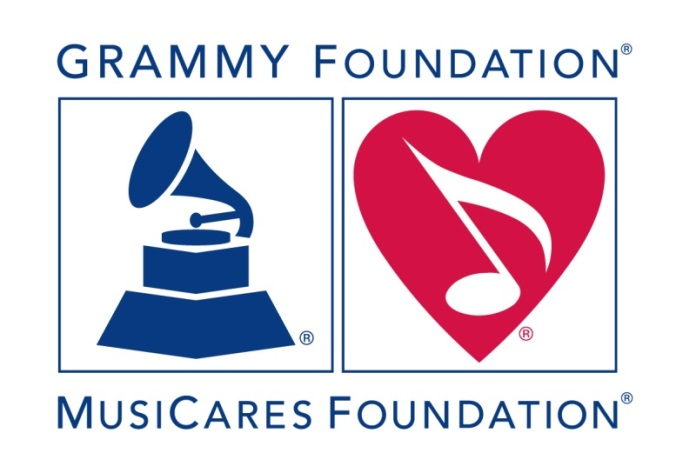 Grammy and MusicCares logos
