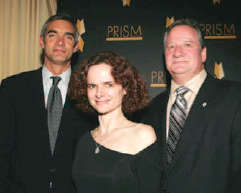 Fox Broadcasting Company Entertainment President Mr. Peter Ligouri; NIDA Director Dr. Nora D. Volkow; and Entertainment