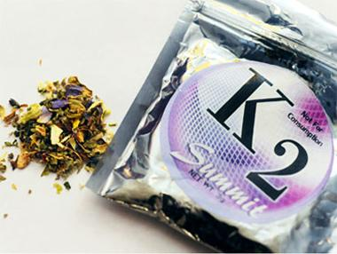 K2 Spice packet