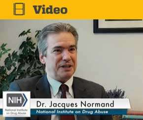 Dr. Jacques Normand describes the 2014 NIDA Avant-Garde awards