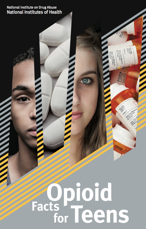 Opioids Facts for Teens cover