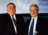 Paul Puccio and Dr. Herbert D. Kleber