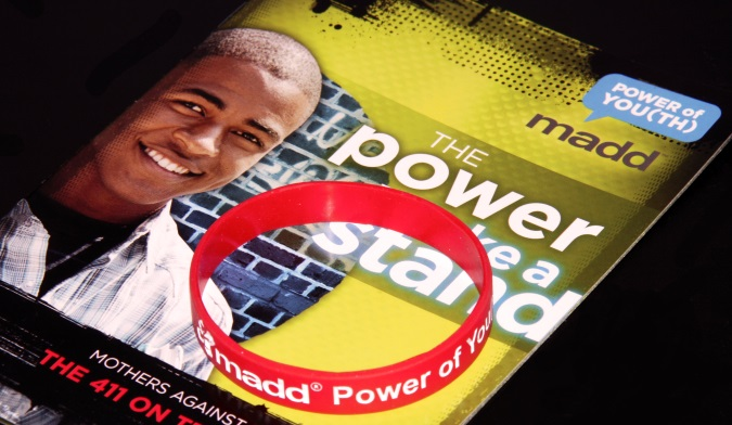 MADD Power of You(th) publication