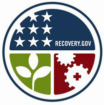 Recovery Act badge