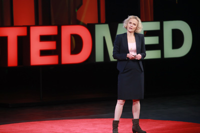 Dr Nora Volkow at TEDMED