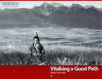 Cover of Walking A goof Path Calendar