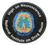 Winning Slogan: High on Neuroscience