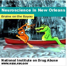 Winning Slogan: Brains on the Bayou