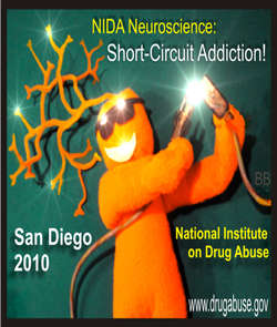 Winning Slogan: Short-Circuit Addiction!
