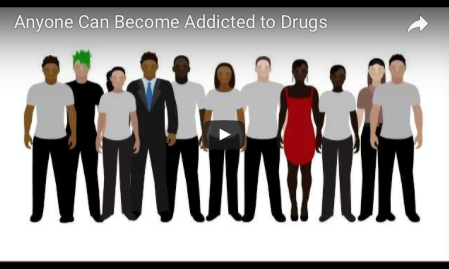 Anyone can become addicted video